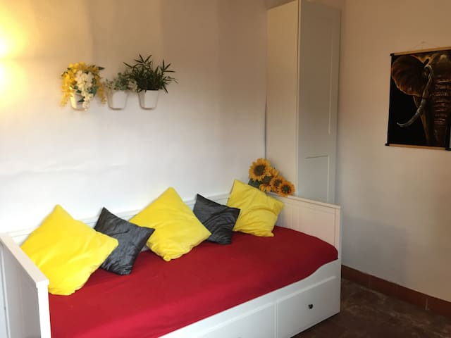 Appartement studio coquet coeur centre ville
