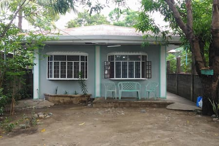 San Fabian Vacation home: 5 mins walk to the beach