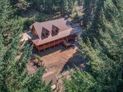 Blue Sky Lane Lodge hidden gem in Mt. Shasta