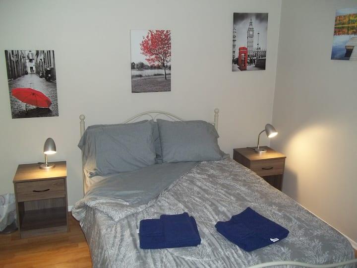 Chez Tanya, maisonnette tranquille, 2 chambres