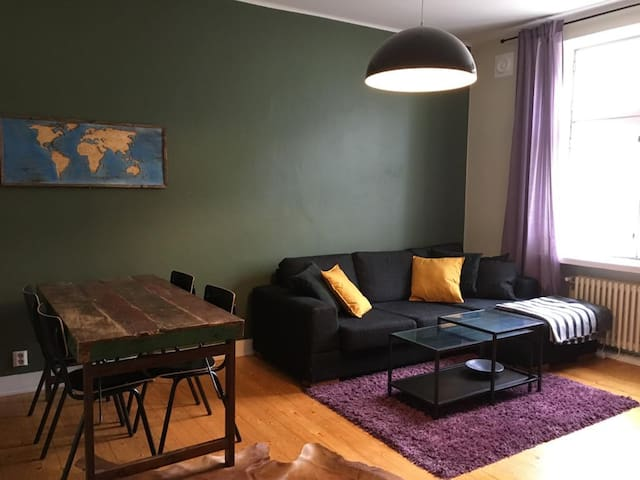 Perfect Comfort Near City Centre! 1BR Apartment