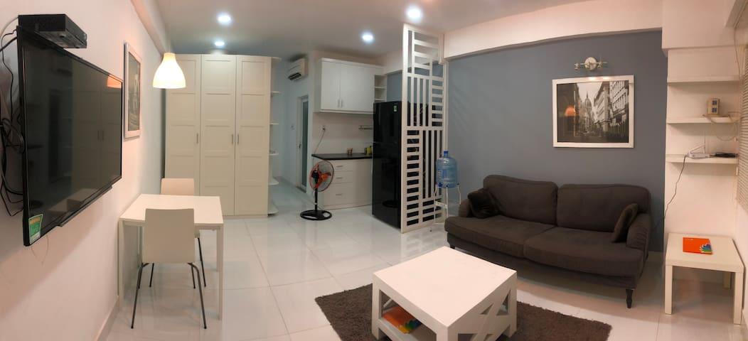 Little studio apartment