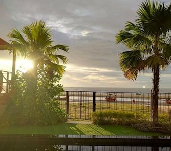 Prima pool villa beachfront Chaam Huahin