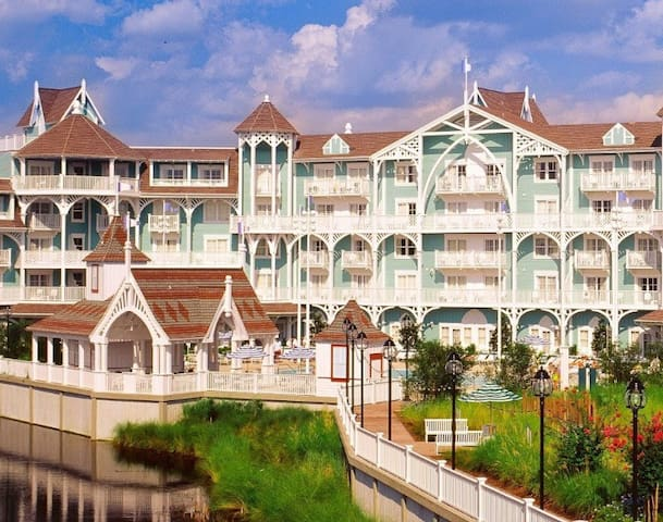 Disneyworld Vacation Club Condo