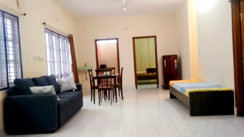 2BHK on ground floor near Jayanagar Metro Station
