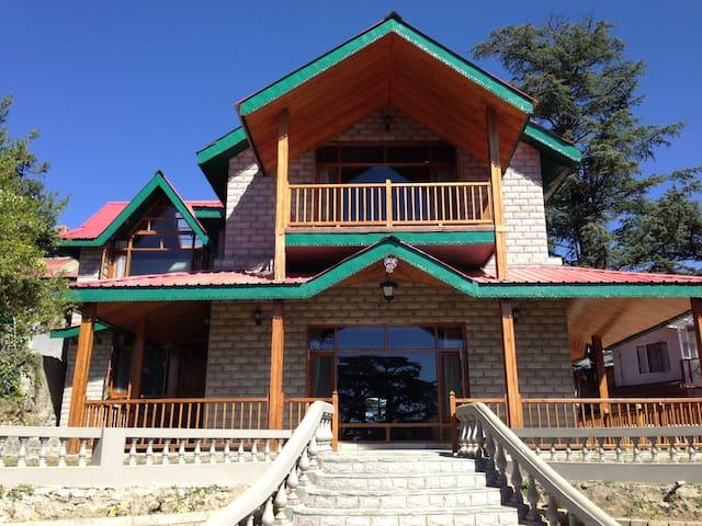 Sim's Aira Home Cottage Shimla - Villa