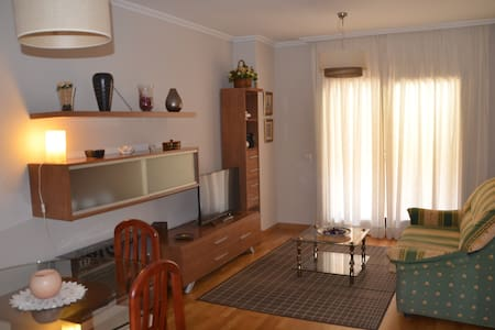 2 Rooms Flat with Swimming Pool (4 persons) - Málaga