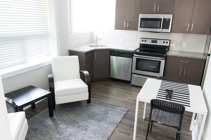 NEWLY BUILT COZY ONE BEDROOM APARTMENT