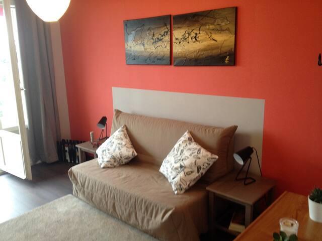 Chambre dans appartement familial - Lyon-5E-Arrondissement - อพาร์ทเมนท์