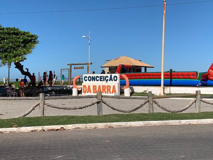"""Casa Amarela - Conceição da Barra """"amor de verão"""""""