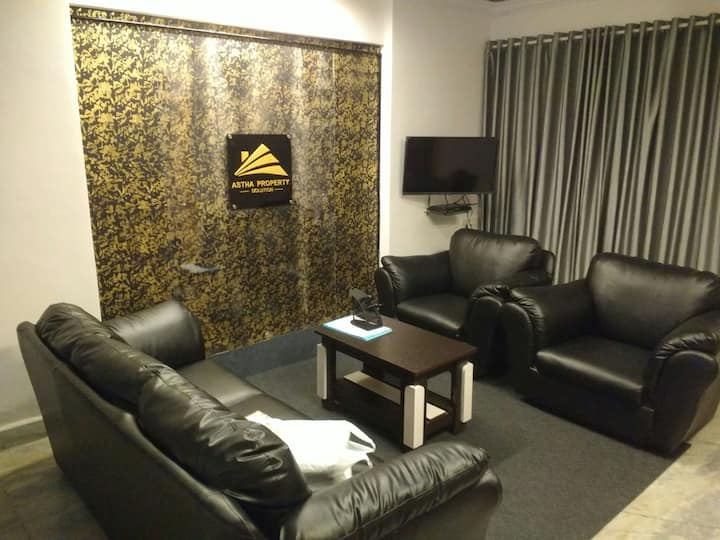 Budget room for family/corporate