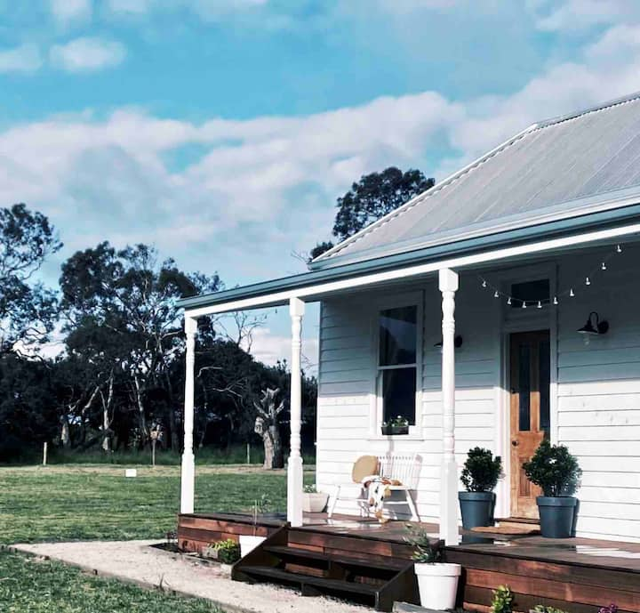 The Station Master's Cottage - Bellarine farm stay