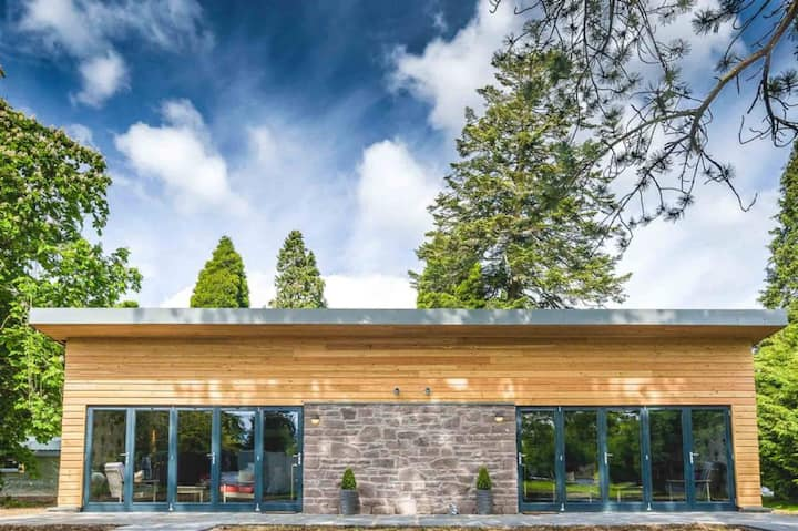 Studio lodge at Loch Lomond: Chestnut