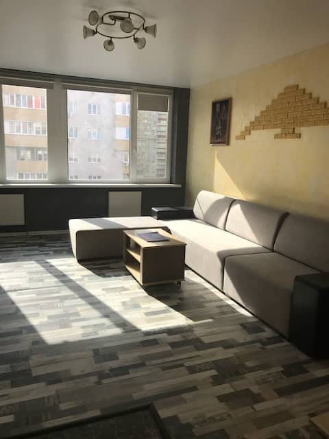 Новая Квартира в хорошем районе. New apartment.
