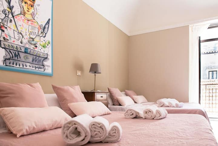 Bed & breakfast in centro,relax