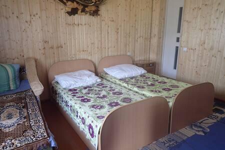 dům na samotě U Kyrnyčkach (У Кирничках).
