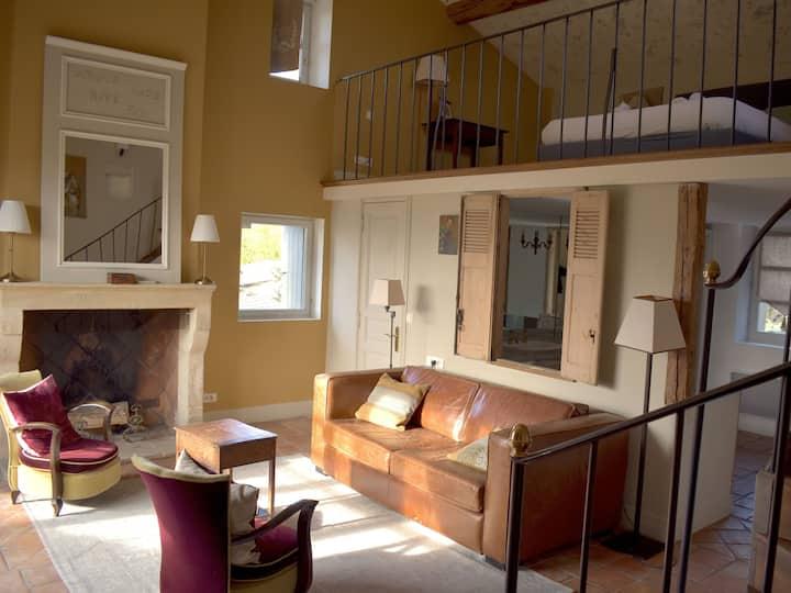 Les Oliviers-Suite-Oversized-Ensuite-Balcony