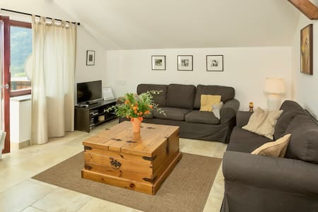 Spacious stylish apartment Krn - Tolmin - Huoneisto