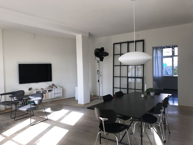 Cool apartment in the heart of CPH