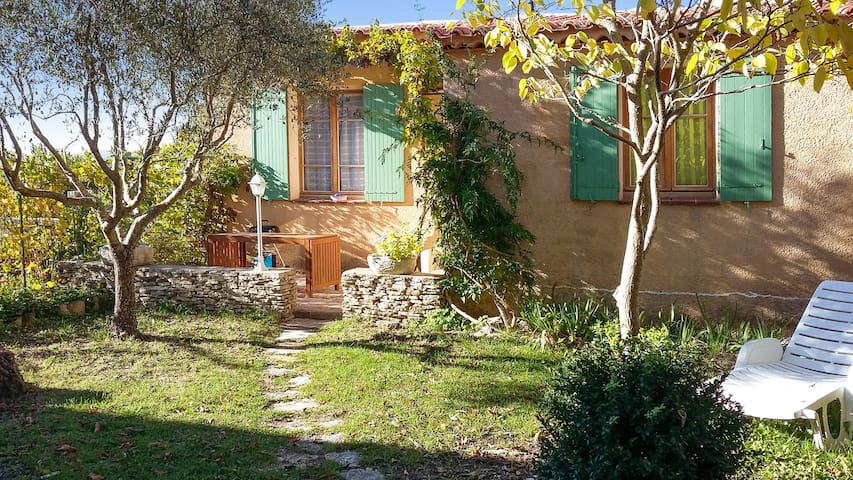 Village house in the Luberon w WiFi - Revest-des-Brousses