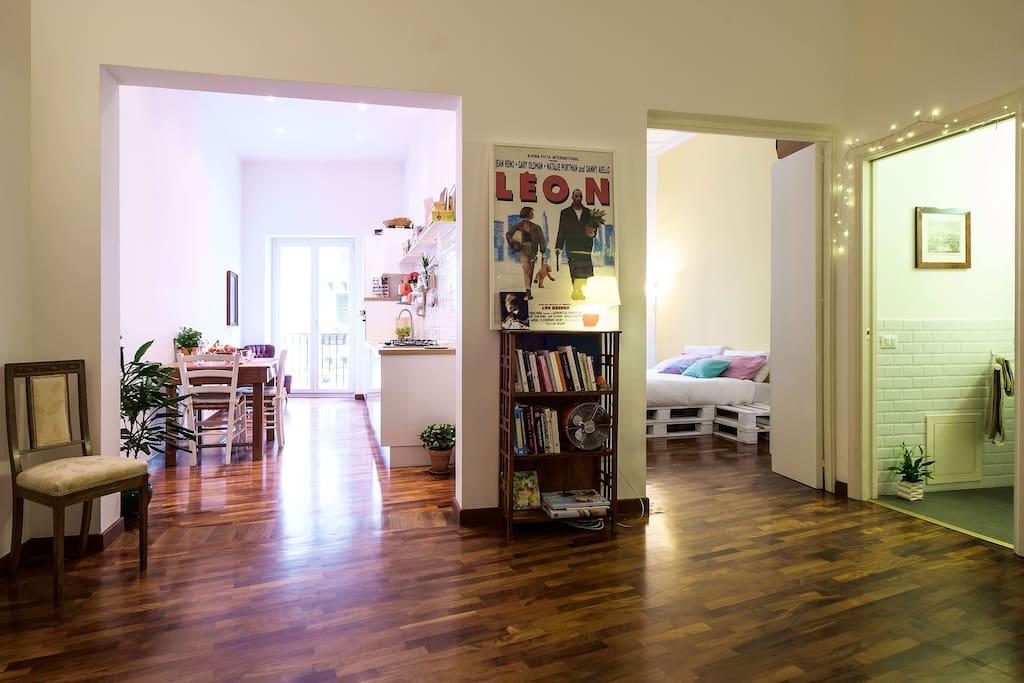 La magica casetta di ro appartamenti in affitto a for Appartamenti in affitto a palermo arredati