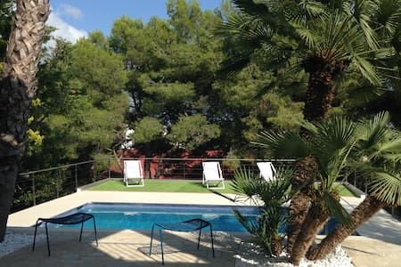 New Stylish Family Villa by Sitges - Sitges - Villa