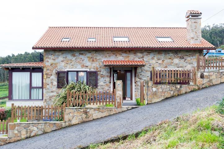 HOUSE Sanxiao - PANTIN - Valdoviño - Huis