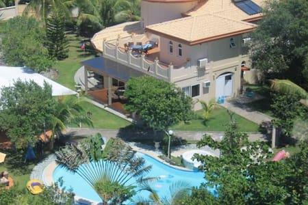 Cabilao Sunset Dive & Beach Resort - Loon - Rumah