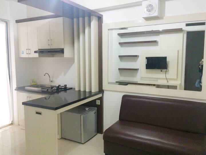 Bassura Apartment, Tower Geranium 3rd Fl