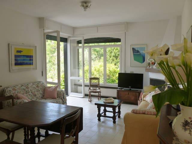 Nel verde a due passi dal mare, tra Cavi e Sestri - Lavagna - Apartment