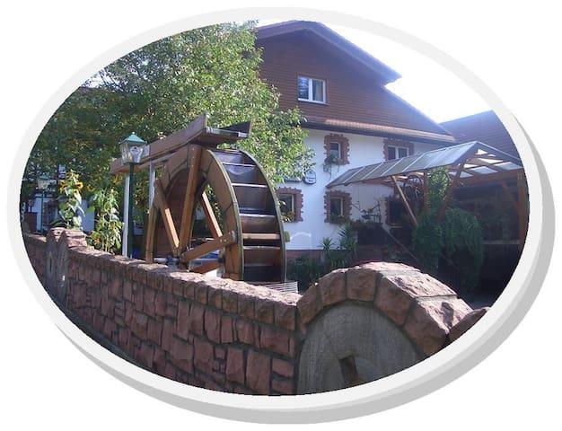 Wohnen im Odenwald - Mörlenbach