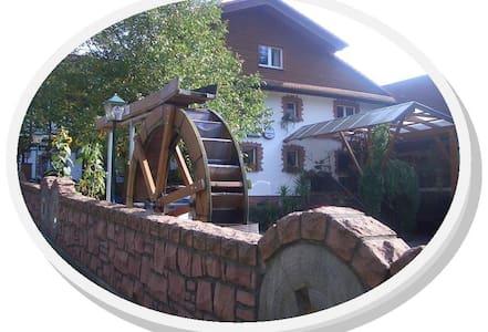 Wohnen im Odenwald - Mörlenbach - Wikt i opierunek