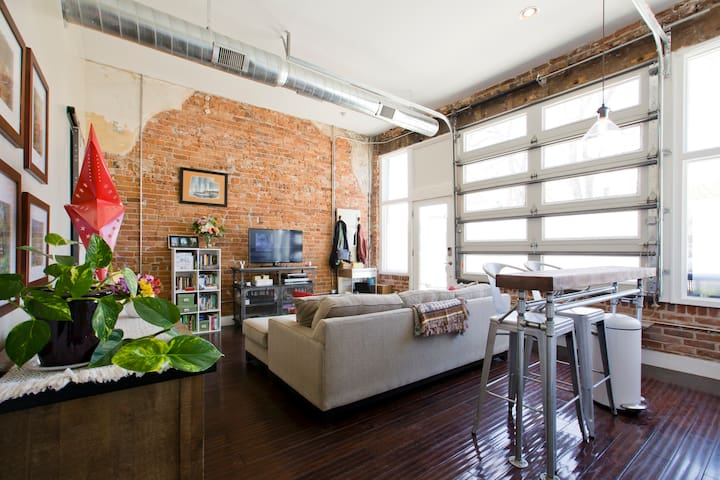 Modern Loft Condo near downtown - Denver - Loft