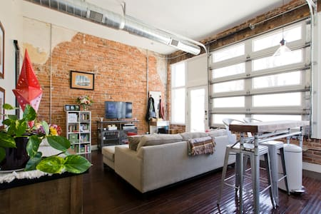 Modern Loft Condo near downtown - Denver