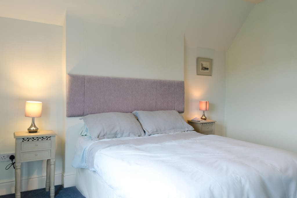 This is bedroom E, the most popular of the three bedrooms