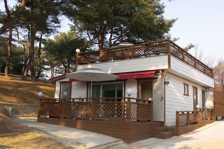 포천시 고모리 보물섬팬션 (사랑채) - House