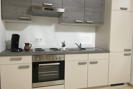 Neuwertige wunderschöne Wohnung im Herzen Coburg - Apartment