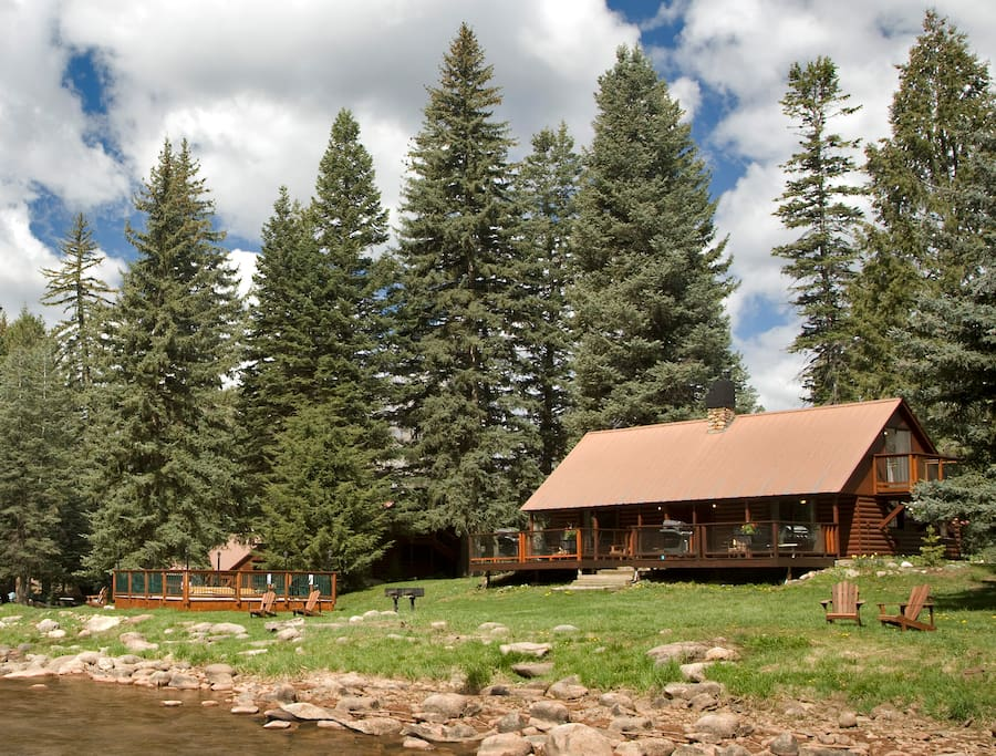 Cabin On The Florida River Cabins For Rent In Durango