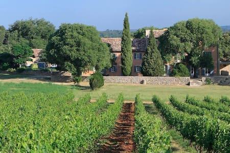 8 bd, chateau, wine cellar - Meyreuil