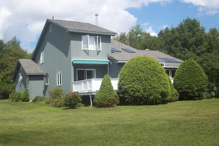 Spacious and bright Adirondack home - Saranac Lake - Dům