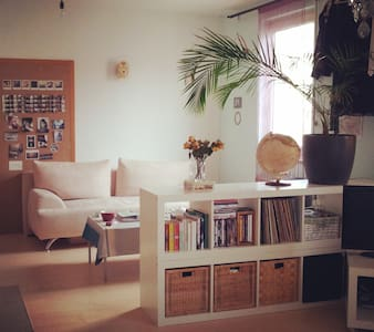 Big room in the heart of the city - Ludwigsburg - Wohnung
