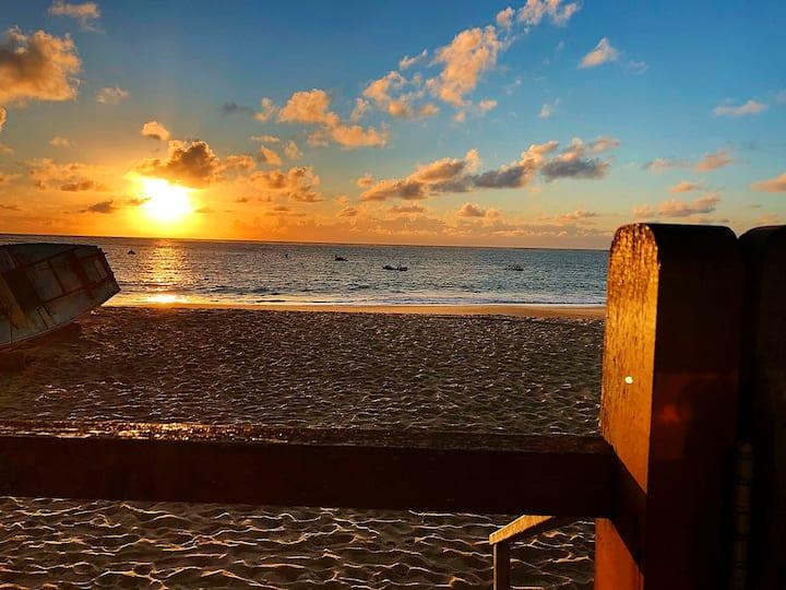 Casa/Apto Beira-Mar Tamandaré/Praia dos Carneiros