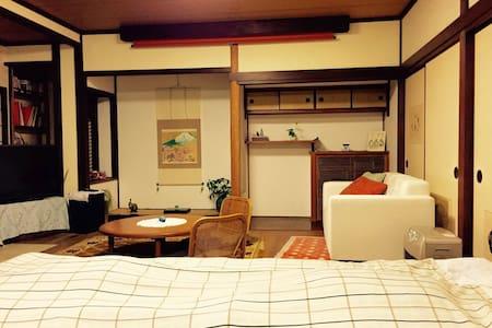 京都南の和風民家 - Jōyō-shi - Huis