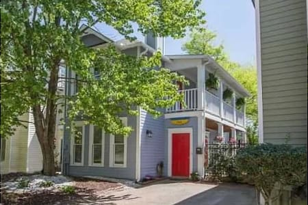 Charleston Charm in Grant Park - Atlanta