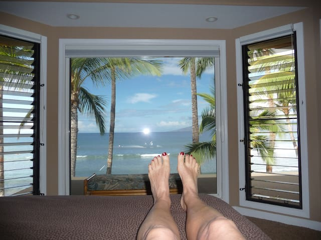 Imagine waking up to this view!