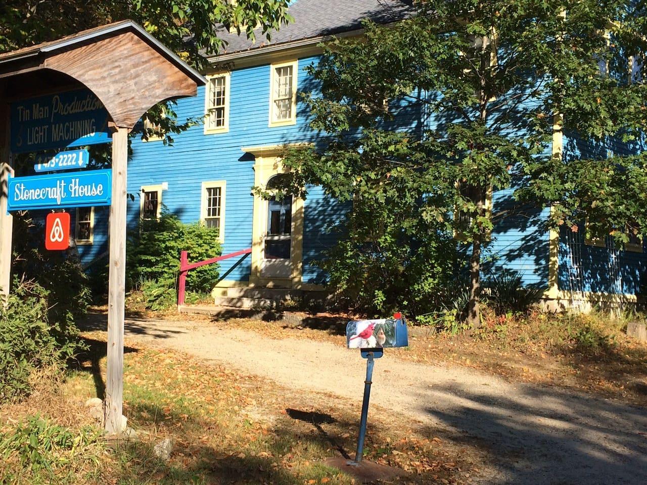 Rm 8 Stonecraft House Union,NH
