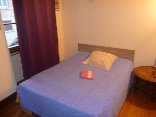 Big rooms near luxembourg - Longwy - Huoneisto
