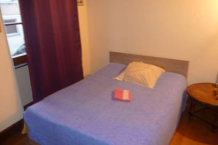 Big rooms near luxembourg - Wohnung