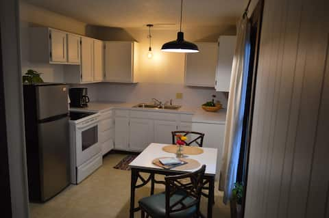 Your very own private kitchen with utilities.