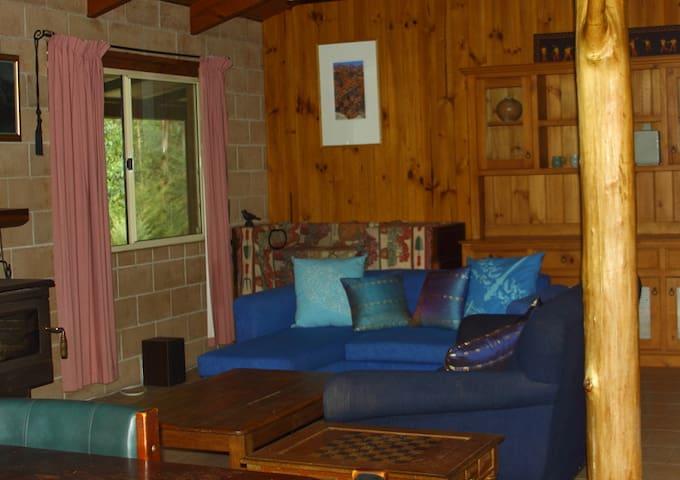 Carisbrook Lodge - Lounge